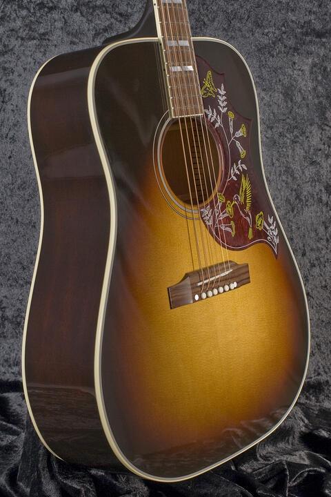 Gibson Hummingbird VS