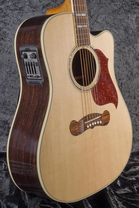 Gibson Songwriter Cutaway