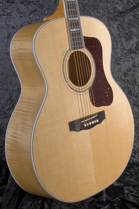Guild F-55E Maple