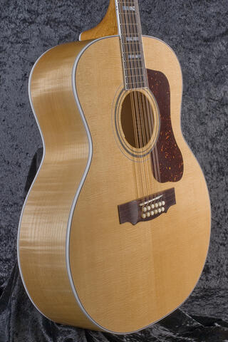 Guild F-512E Maple