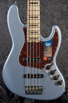 American Elite Jazz Bass V MN SATIN IBM (1)