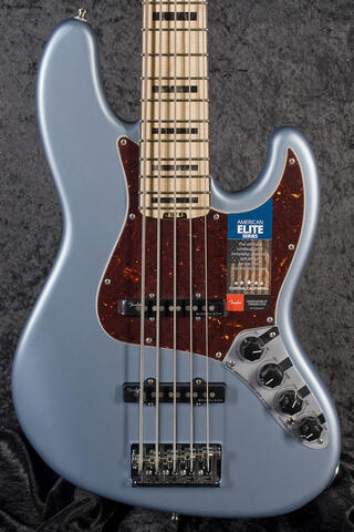 Fender American Elite Jazz Bass V MN SATIN IBM