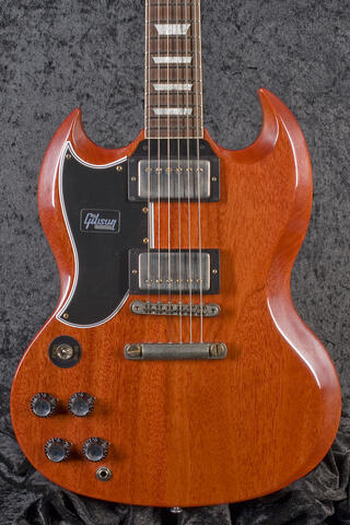 Gibson Custom Shop SG Standard Faded Cherry VOS