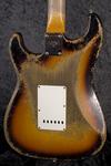 Custom Shop 1963 Stratocaster Heavy Relic 3TSB (3)