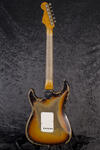 Custom Shop 1963 Stratocaster Heavy Relic 3TSB (4)