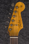 Custom Shop 1963 Stratocaster Heavy Relic 3TSB (5)