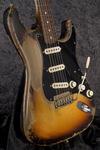 Custom Shop 1963 Stratocaster Heavy Relic 3TSB (7)