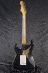 Custom Shop 1957 Stratocaster Heavy Relic, Black (4)