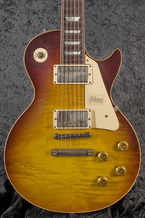 Gibson 1958 Les Paul Standard Reissue VOS DBF
