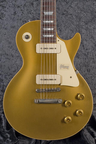 Gibson Custom Shop 1956 Les Paul Goldtop VOS