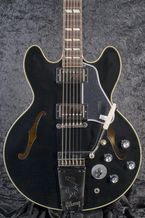 Gibson Custom Shop 1964 ES 345 Ebony