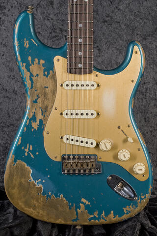 Fender Custom Shop 66 Stratocaster HR AOTQ