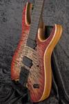 Hydra Elite 6 Trans 3-Tone Red Burst Matt (8)