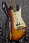CustomShop 1960 Relic Stratocaster 3TS (7)