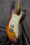 CustomShop 1960 Relic Stratocaster 3TS (8)