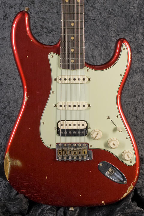 Fender CustomShop 1960 Relic Stratocaster CAR