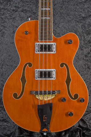 Gretsch Guitars Electromatic G5440LSB Bass Orange