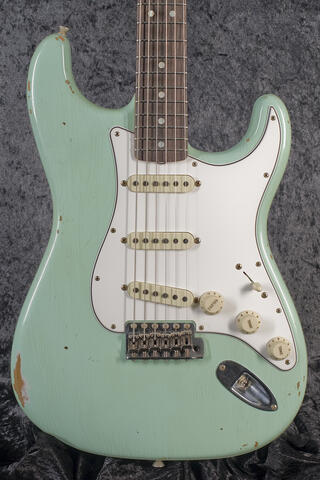 Fender CustomShop Ltd Edition 1964 Relic Stratocaster SG