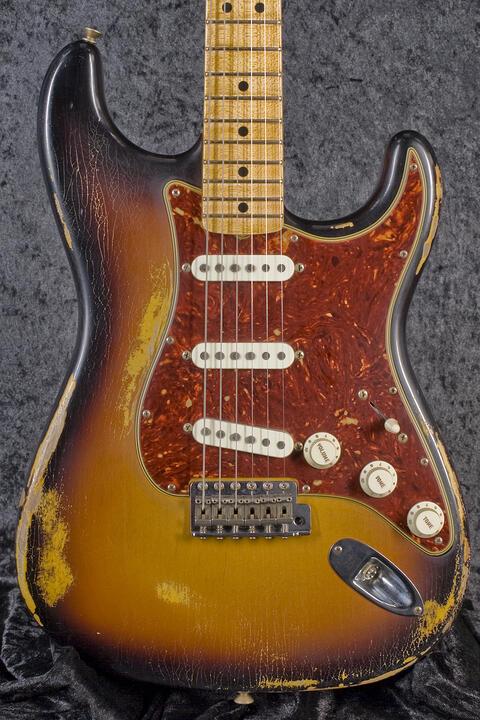 Fender Custom Shop Masterbuilt '69 Stratocaster