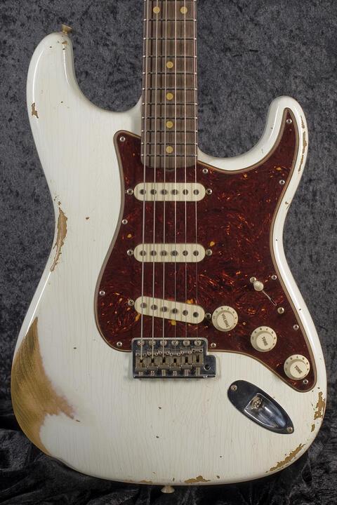 Fender CustomShop 1960 Relic Stratocaster OLY