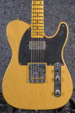 Fender Custom Shop '52 Telecaster Relic HS