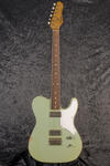 Traditional T aged, Surf Green (2)