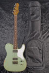 Traditional T aged, Surf Green (8)