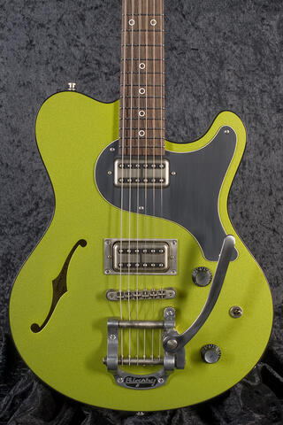 Nik Huber Surfmeister Bigsby, Candy Apple Green