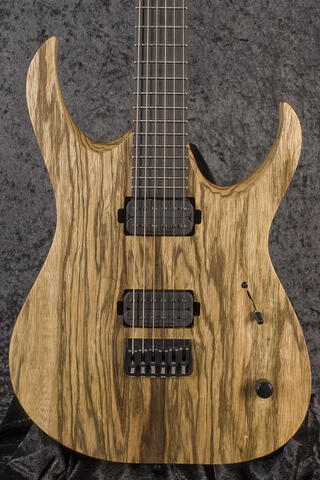 Mayones Duvell Elite 6 Black Limba