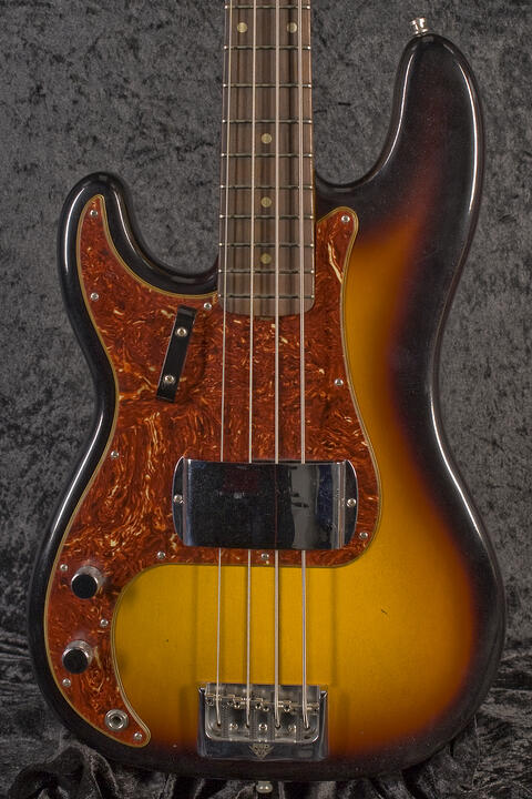 Fender Custom Shop Postmodern Journeyman Precision Bass