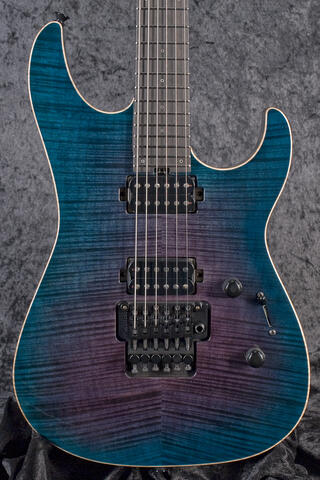 Friedman NoHo 24, HH, Blueberry Burst, Black HW