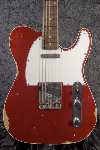 Fender Custom Shop 1960 Custom Telecaster, Relic CAR