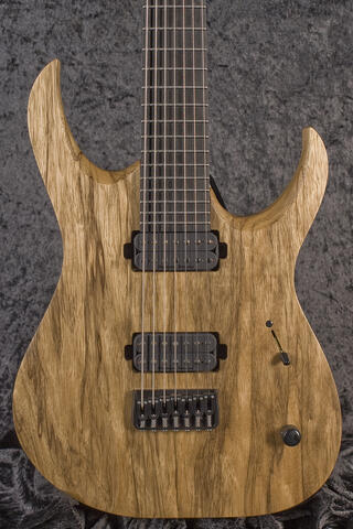 Mayones Duvell Elite 7 Black Limba