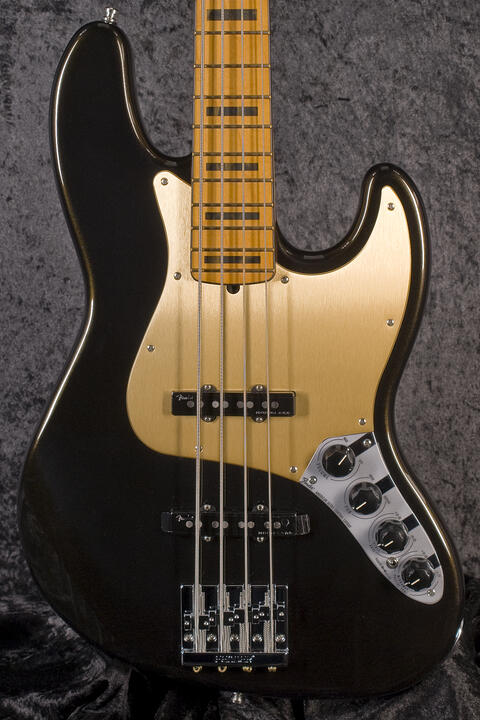 Fender American Ultra Jazz Bass MN TXT