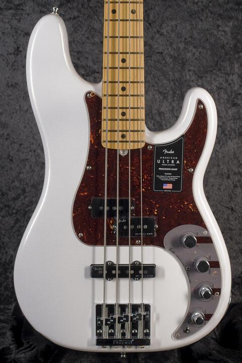 Fender American Ultra Precision Bass MN APL