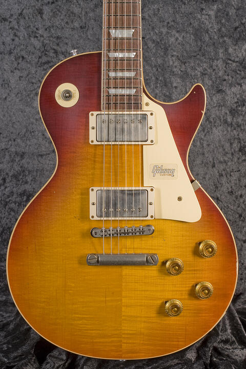 Gibson 1958 Les Paul Standard Reissue Lightly Aged
