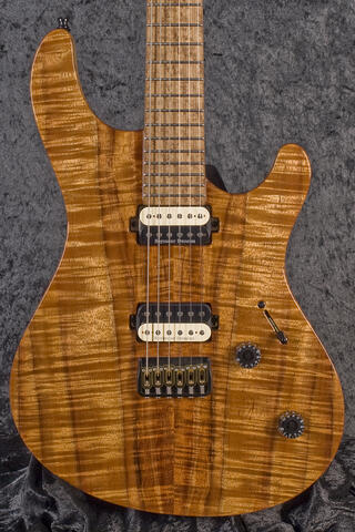Mayones Regius 6 Limited Koa Edition