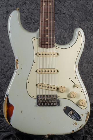Fender CustomShop 1963 Relic Stratocaster SFAS
