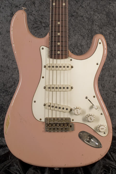 Haar Traditional S aged Shell Pink