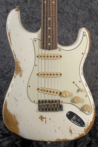 Fender CustomShop 1962 Heavy Relic Stratocaster OLY