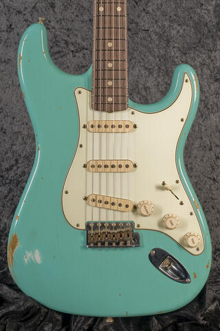 Fender Custom Shop 1960 Relic Stratocaster, SF