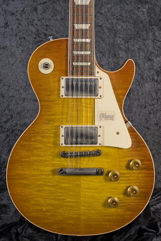 Gibson 1958 Les Paul Standard Reissue VOS IT