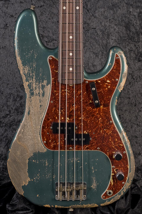 Fender Custom Shop 1959 Precision Bass HR SGM MASTERBUILT