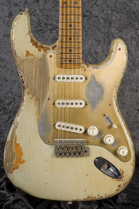 Fender CustomShop 1958 Relic Stratocaster SNB/3TS