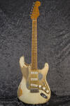 CustomShop 1958 Relic Stratocaster SNB/3TS (2)