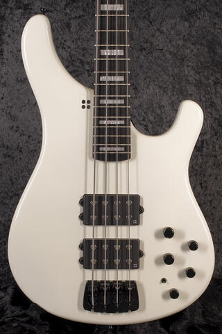 Sandberg Basic Ken Taylor 4-String Virgin White Gloss