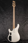 Basic Ken Taylor 4-String Virgin White Gloss (4)