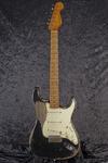 CustomShop 1958 Heavy Relic Stratocaster BK (2)