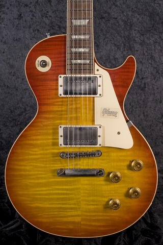 Gibson 1959 Les Paul Standard Reissue VOS WCS
