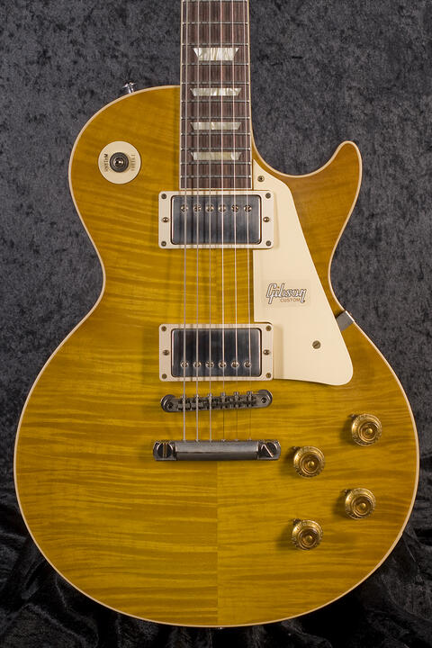 Gibson 1959 Les Paul Standard Reissue VOS DLB